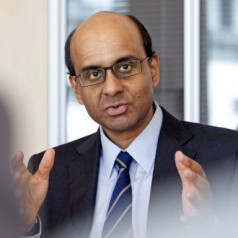 PAP's Tharman Shanmugaratnam and the basic realities of the world today