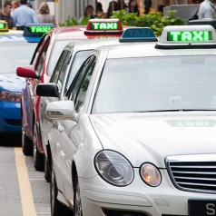 Salaried taxi drivers in Singapore. Will it work?